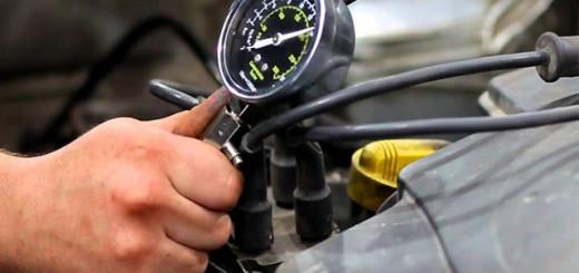 компрессия двигателя