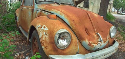 удаление ржавчины с кузова авто