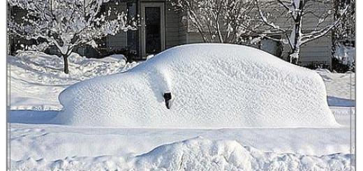 Запуск двигателя автомобиля зимой