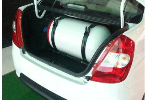 Газовая установка на авто