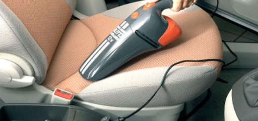 Автомобильный пылесос